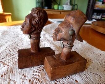 Tribal Carvings, African Carvings, African Art, Tribal Art, Tribal Decor, African Decor, Vintage Carvings, Tribal Carving, African Carving