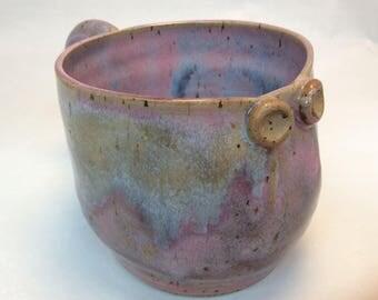 Pottery mug - Coffee mug - Ceramic Mug