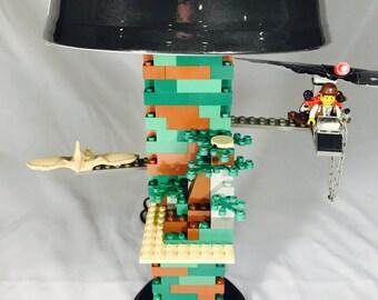LEGO® Lamp - Jurassic World Glider