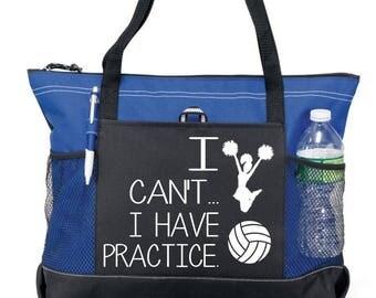 I Can't bag; Dance ; Baseball ; I Can't; Sports bag; I Can't I Have Practice; Athletic bag; I Have Practice; Gym Bag; cheer bag; dance bag