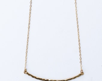 The Simple Bar by Whim in Gold Fill or Sterling