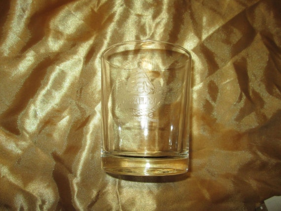 NOS - OP SAIL 1980 Operation Sail Boston Tall Ships Glass!