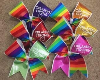 Sale bows - orlando strong