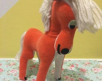 Vintage Retro Horse Dream Pets Toy