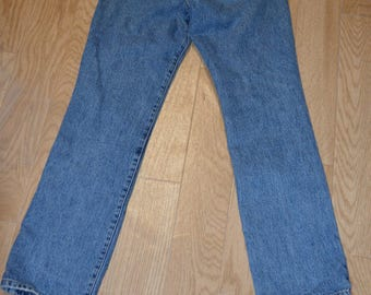 Vintage Guess jeans size 24 boot leg Excellent condition womens 80's