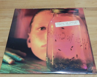 Sealed Alice In Chains Jar of Flies SAP Vinyl Record 2 lP 1994 USA First Pressing