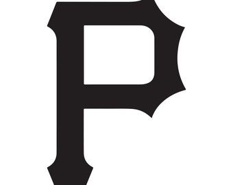 Pittsburgh Pirates Vinyl Sticker