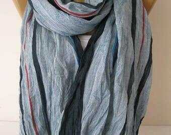 Cotton Scarf ,Women scarves - fashion scarf - gift scarves -Shawl- Fashion Accessories för her Shawls
