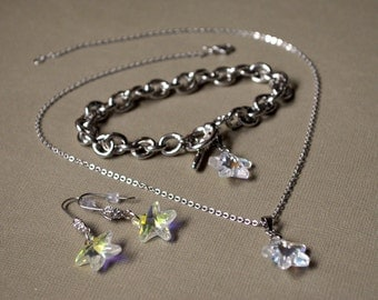 Star jewellery set