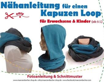 KapuzenLoop für Erwachsene & Kinder