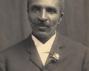 George Washington Carver c1910