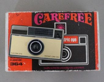 Argus Carefree Camera 1968