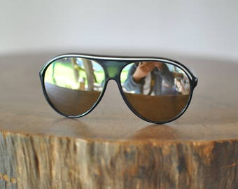 Vintage UVEX MEN'S sunglasses , oversize sunglasses ...............