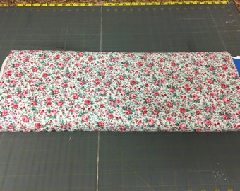 no. 355 CH Wildrose Floral Fabric by the yard