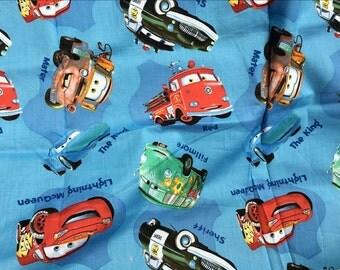 Pretty Cars pattern soft Cotton Fabric 45*100 cm cotton knit 1/2 yard