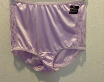 Vintage NWT Highwaisted  Panties Larger size VLV Pinup sissy