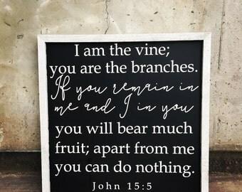 John 15:5 sign