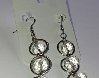 Crystal Adventure Earrings (Inspired by Journey to the Center of the Earth)