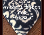 SPECIAL LISTING for BRENDA,  Dog crate pad, comfy pet pad, pet Mat Dog, Cat mat, Crate Pad, gift for dog lover, dog lover gift