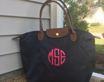 Monogram Bag - Various Colors - Monogram Bags - Bridesmaid
