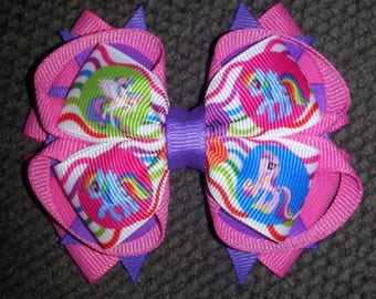 My Little Pony Stacked Boutique Bow