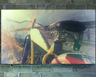 California Cruiser Number One, wall art print
