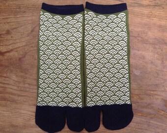 Ankle Tabi Split Toe Socks Ninja Socks Flip Flop Socks
