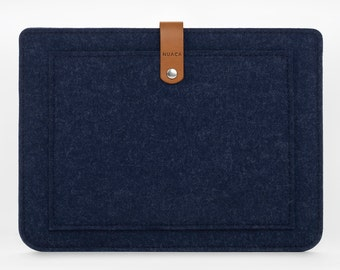 iPad Cover - iPad case - iPad Air Cover - iPad Felt - iPad Air 1 - iPad Air 2 - Leather Sleeve