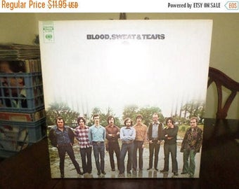 Save 30% Today Vintage LP Record Blood Sweat and Tears 3 Columbia Records KC30090 Near Mint Condition 6751