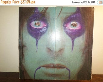Save 30% Today Vintage 1978 Vinyl LP Record From the Inside Alice Cooper Near Mint Condition 10876