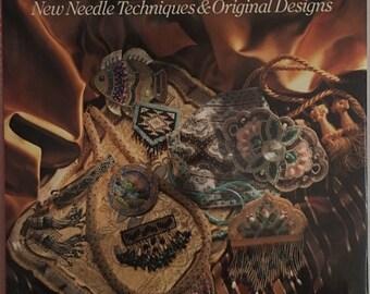 Beadweaving New Needle Techniques & Original Designs by Ann Benson