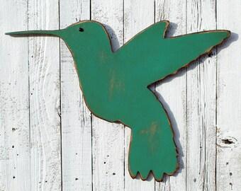 Hummingbird Bird Wall Art Hummingbird Artwork Hummingbird Wall Art Rustic Bird Art Hummingbird Decor Hummingbird Art Bird Artwork Bird Decor
