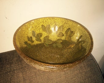 Glitter bowl etsy for Glitter bowl