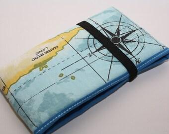 Sky blue world map Fairphone 2- iPhone 6s Plus sleeve-iPhone 7 plus + cover for iPhone 6 Plus,SUPERIOR Shock Absorbent Padding