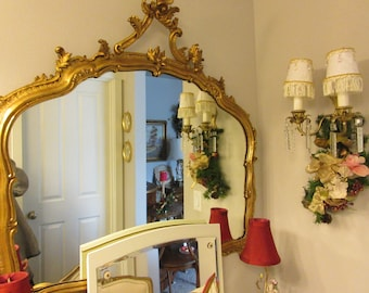 FRENCH GOLD MIRROR Wall Hanging