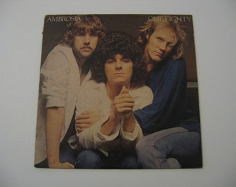 Ambrosia - One Eighty - Circa 1980