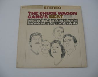 The Chuck Wagon Gang - The Chuck Wagon Gang's Best - Circa 1964