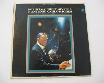 Frank Sinatra & Antonio Carlos Jobim - Self Titled - Circa 1967