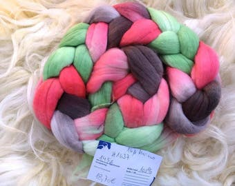 South American Merino 16µ #1637-mulesing freely produced