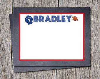 Sport Thank you Cards/ Sport Stationery
