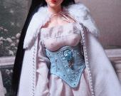 Majestic winter outfit set for BJD Iplehouse FID women dolls