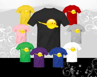 DAB Emoji T-Shirt, dancing emoji shirt