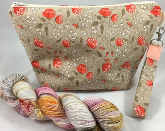 Project Bag - Zippered
