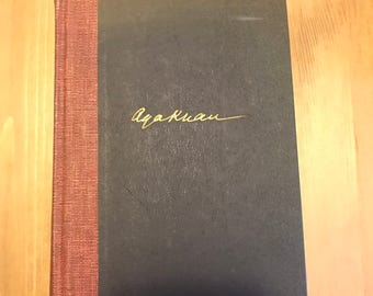 The Memoirs of Aga Khan 1954 with a forward by W. Somerset Maugham