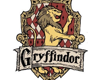 Gryffindor Harry Potter Hogwarts