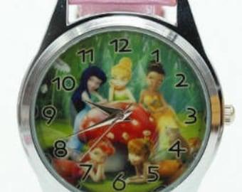 Watch Tinker Bell fairy Peter Pan