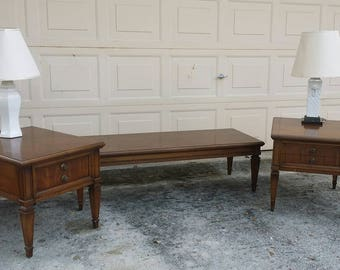 Mid Century Coffee Table 2 End Tables Pick Up Or Gta