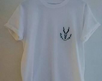 Antelope skull t-shirt