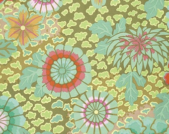 1/2 Yard Dream Moss Kaffe Fassett fabric GP148