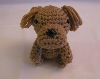 TOY POODLE - Crochet Amigurumi - Crochet Dog, Crochet Puppy